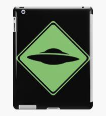 X-Files - UFO iPad Case/Skin