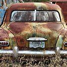 Rusted by Jamie Lee