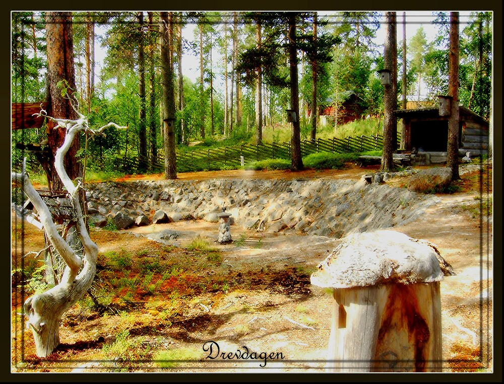 Drevdagen by Daniel G.