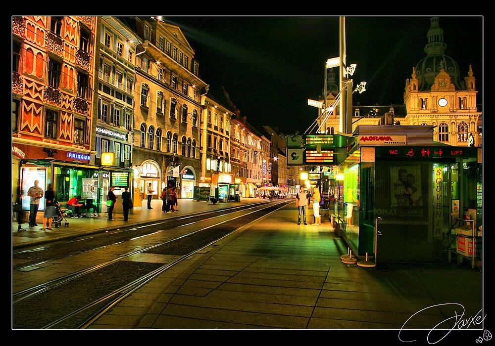 Graz Nightlife by Daniel G.