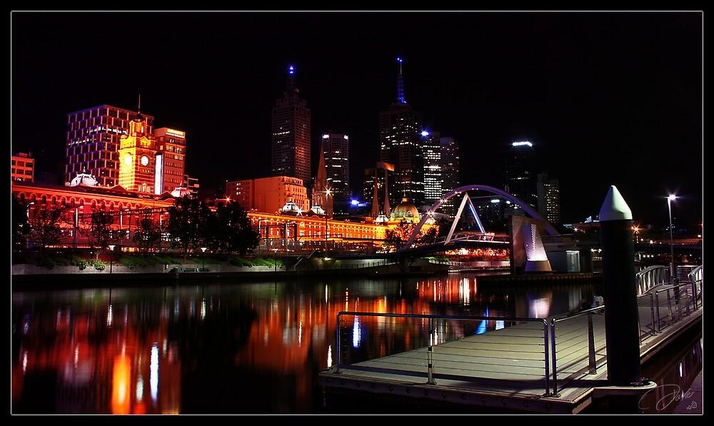 Urban Melbourne by Daniel G.