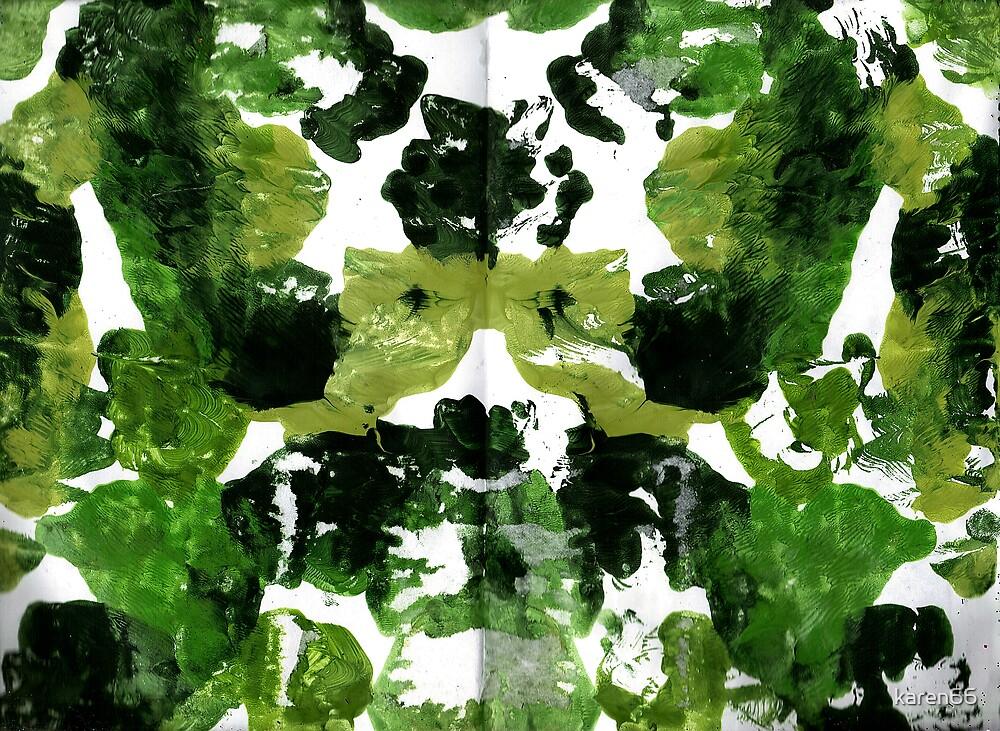 GREEN TOAD by karen66