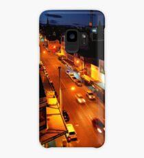 evening, elizabeth street (hobart) Case/Skin for Samsung Galaxy