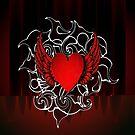 Wings of Love by ScaleDesigns