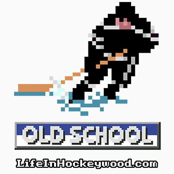 NHL 94: Old School by Hockeywood