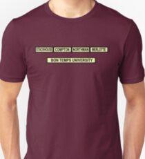University Challenge: True Blood Edition Unisex T-Shirt
