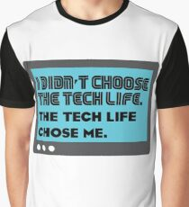 Tech life - 2 Graphic T-Shirt