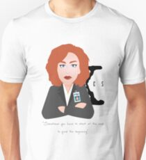X Files - Dana Skully T-Shirt