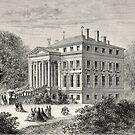 Georgian Mansion by Melanie  Dooley