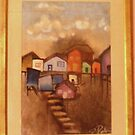 """""""Favela en Manaus"""" by Jacksie"""