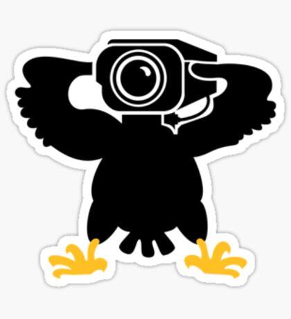 Surveillance Drone - Watch Eagle VRS2 Sticker