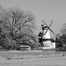 Klostermuehle Lahde by Harald Walker