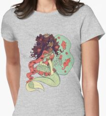 Mermaid Princess Women's Fitted T-Shirt