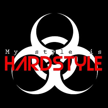 My style is hardstyle by larousch
