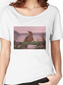 Death Grips Twin Peaks Women's Relaxed Fit T-Shirt
