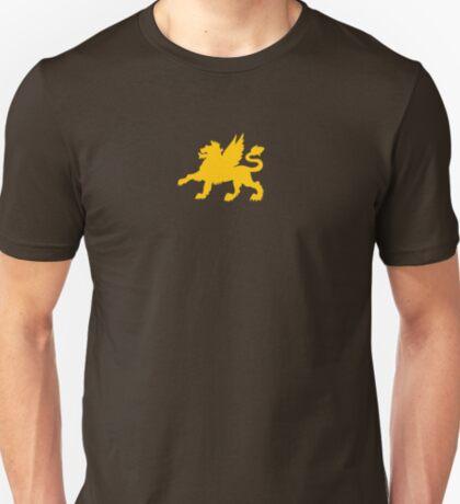 Winged lion VRS2 T-Shirt