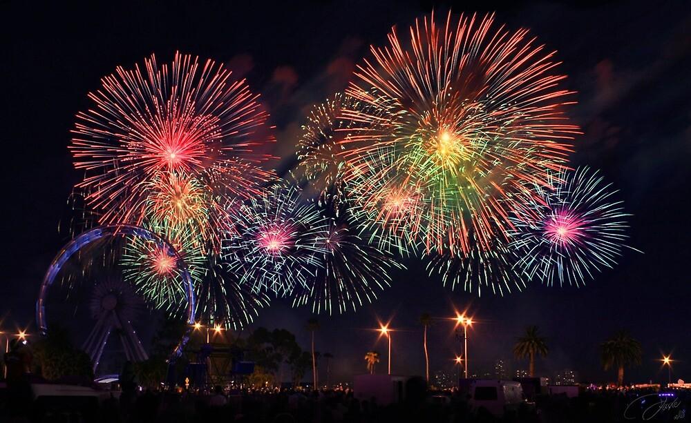 Fireworks 2 by Daniel G.