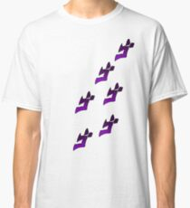 Jojo's Bizarre Adventure Menacing Classic T-Shirt