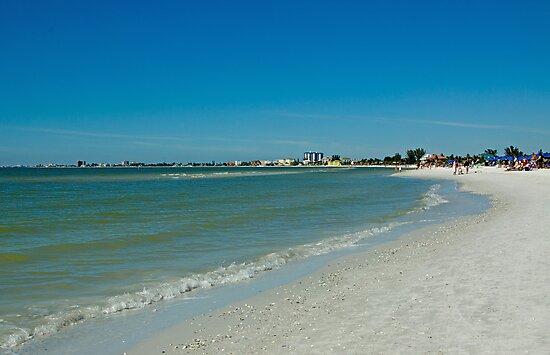 Fort Myers Beach  FL  by John  Kapusta