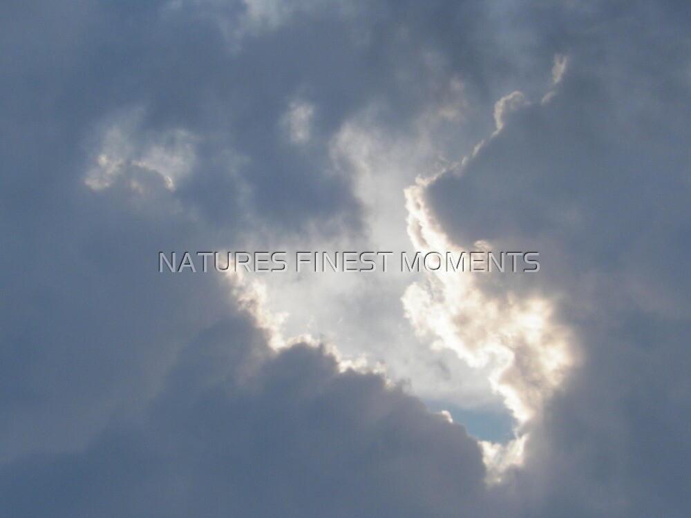 In the clouds by NATURES FINEST MOMENTS