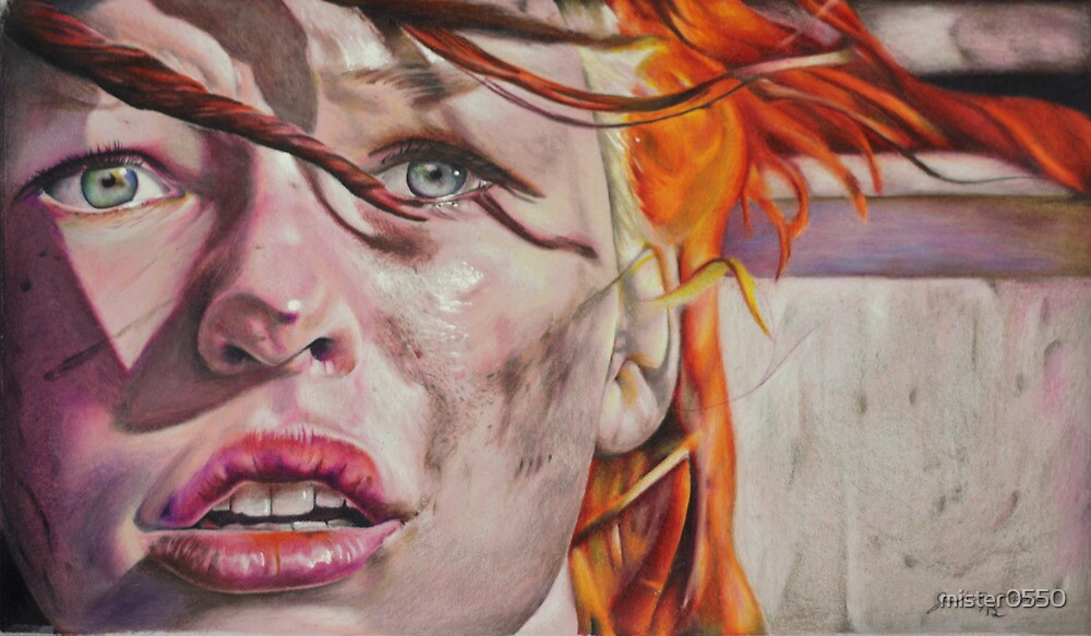 Leeloo Dallas by mister0550