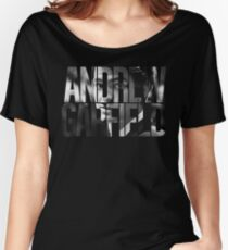 Andrew Garfield Women's Relaxed Fit T-Shirt