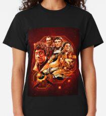 Blake's 7 Series 1 Montage Classic T-Shirt