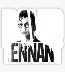 David Tennant Sticker