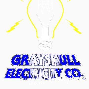 Grayskull Electricity Co. by B4DW0LF