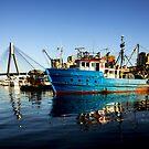 Sydney Fishing Trawler by David Haworth