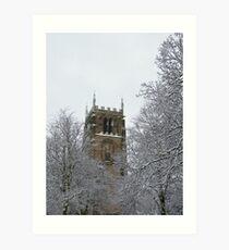 parish church Art Print