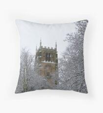 parish church Throw Pillow
