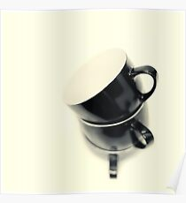 Longing for coffee.... Poster
