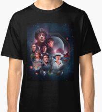 Blake's 7 Series 2 Montage Classic T-Shirt