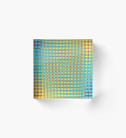 Twelve Thirteen Acrylic Block