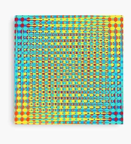 Twelve Thirteen Canvas Print