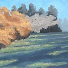 Green Field by sivieriart