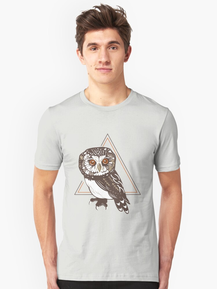 Owl and divination by Baser