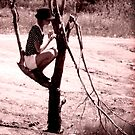 the art of tree sitting by LouJay