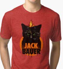 The Indestructible Jack Bauer Tri-blend T-Shirt