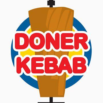 Doner Kebab by Fulep