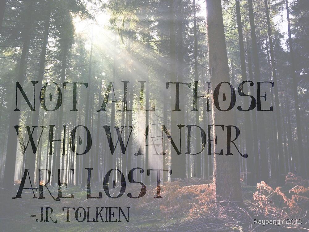 J.R. Tolkien  by Raybangirl2013