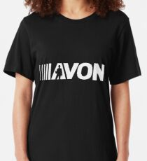 Blake's 7  Avon  Slim Fit T-Shirt