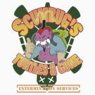 Scumbug's Turtles B gone Extermination Services  by barry neeson