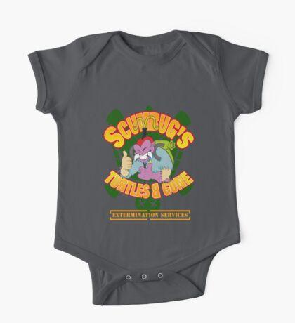 Scumbug's Turtles B gone Extermination Services  Kids Clothes