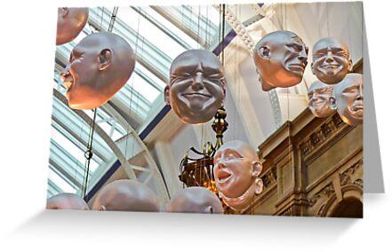 Faces by Soniris