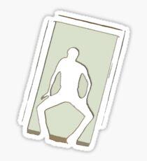 Dancer Michael Jackson Sticker