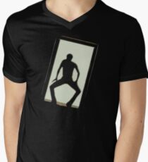 Dancer Michael Jackson Men's V-Neck T-Shirt