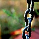 Rusted Chain by Nathan Walz