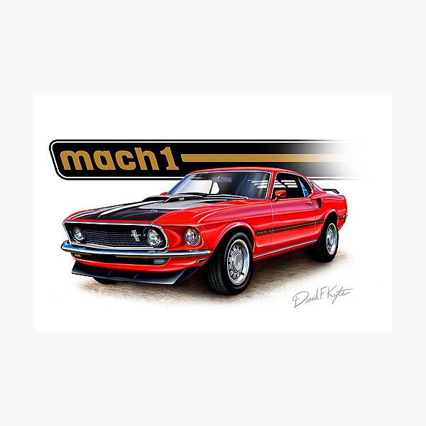 Ford Mustang Metal Wall Sign mancave pony mach1 saleen shelby cobra boss 302 429